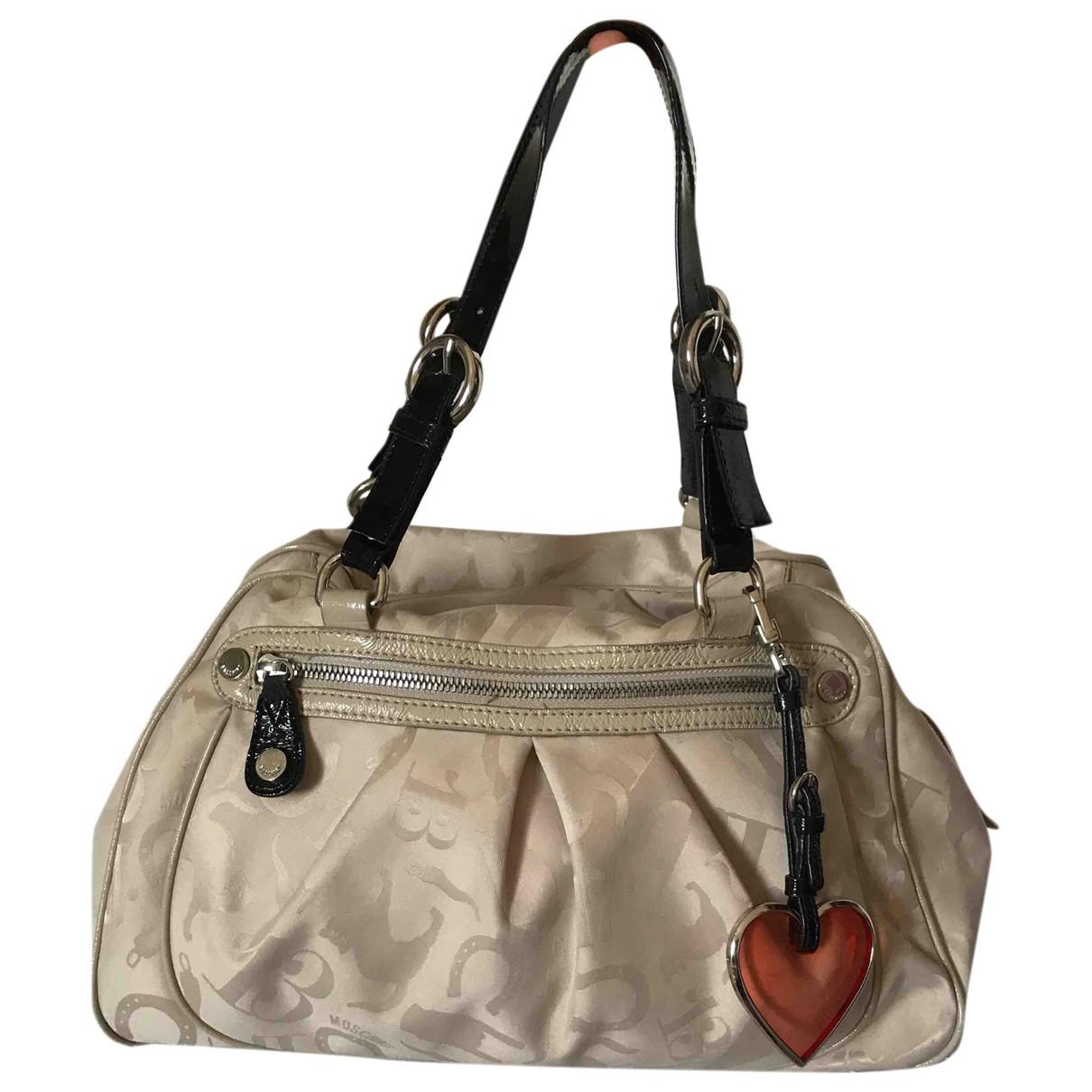 Moschino \N Beige handbag for Women \N