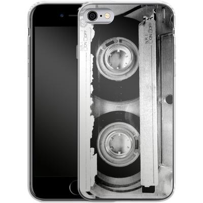 Apple iPhone 6 Silikon Handyhuelle - Mixtape One von Claus-Peter Schops