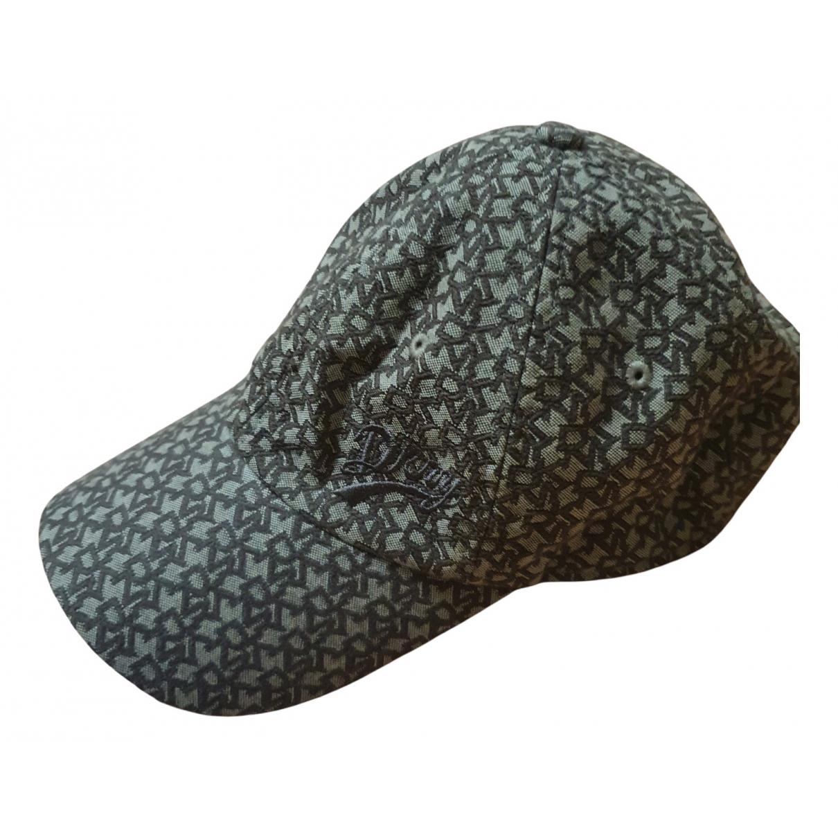 Dkny N Beige Cloth hat for Women M International