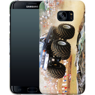 Samsung Galaxy S7 Edge Smartphone Huelle - Old School Jump von Bigfoot 4x4