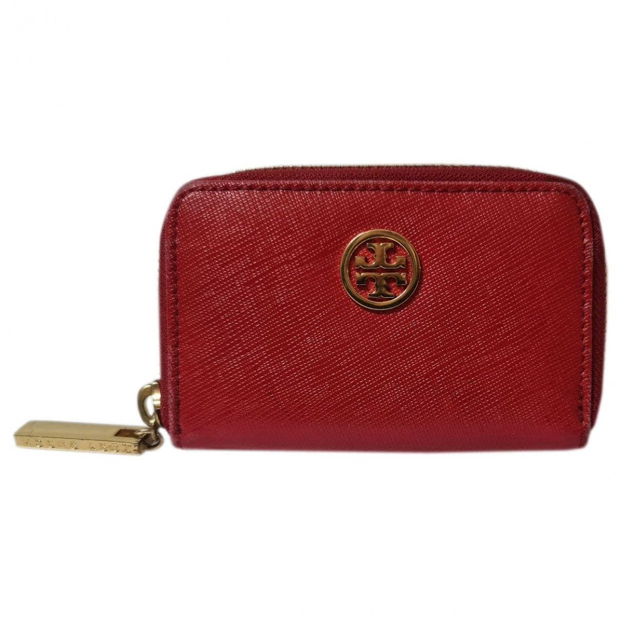 Tory Burch \N Red Leather wallet for Women \N