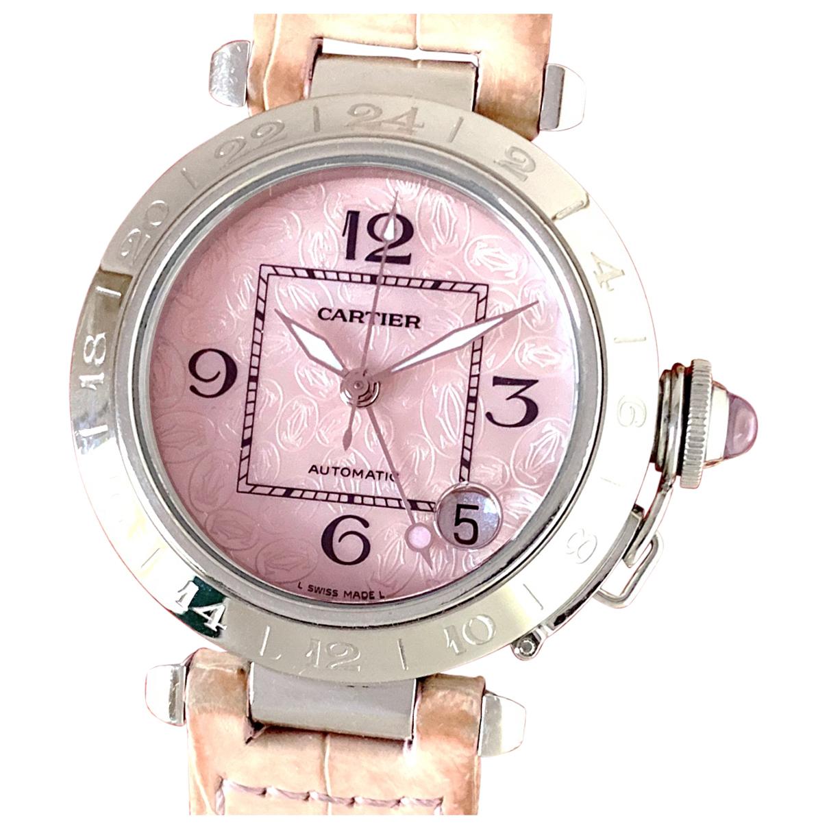 Reloj Pasha GMT Cartier