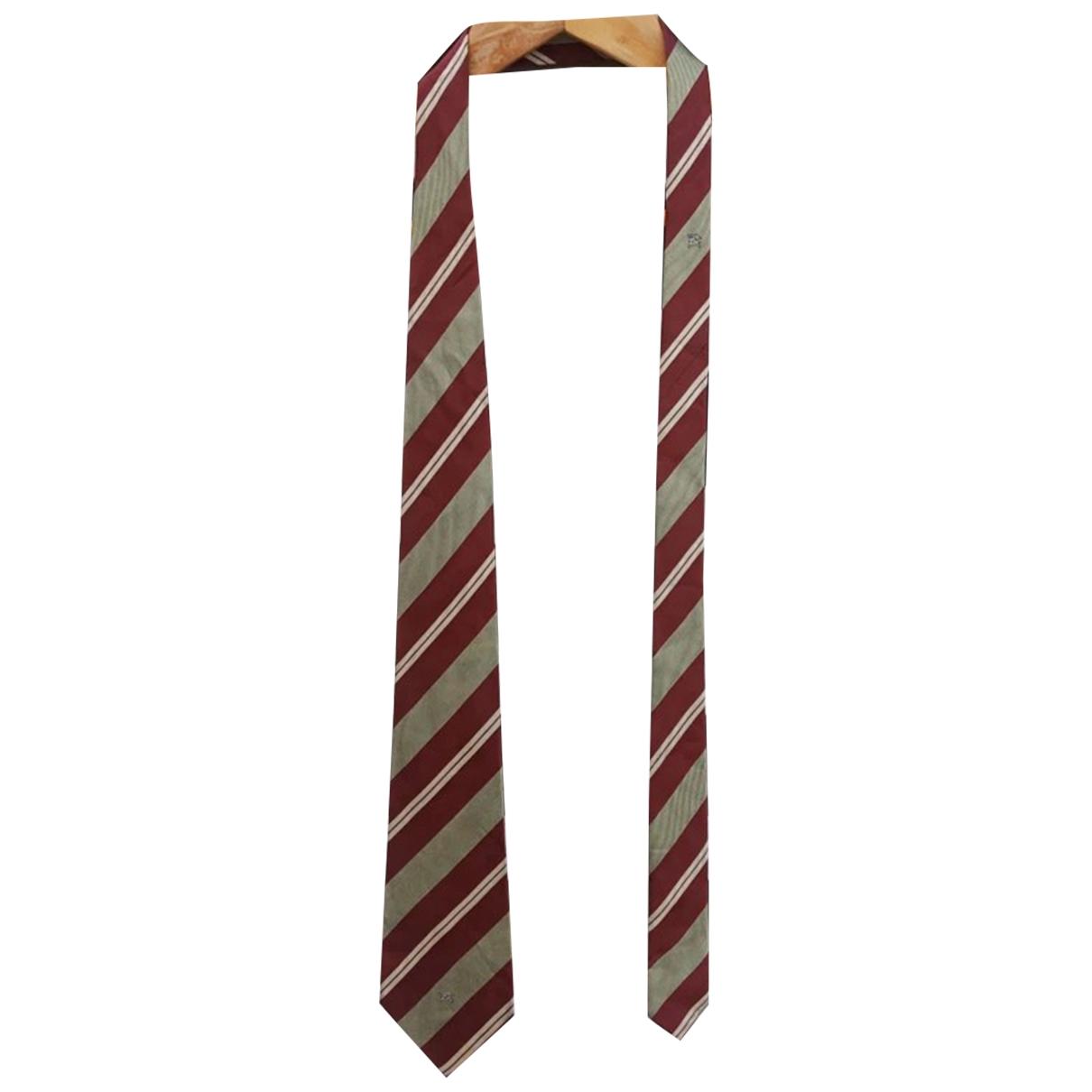 Burberry \N Krawatten in Seide