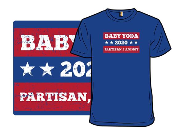 Partisan I Am Not T Shirt