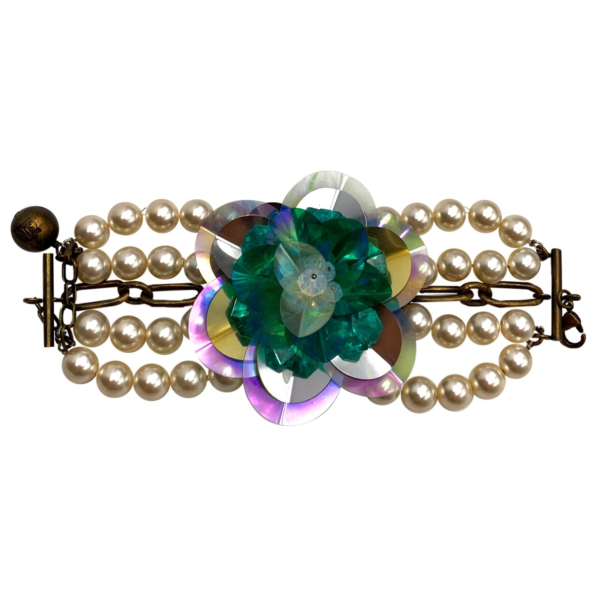 Lanvin \N Metal bracelet for Women \N