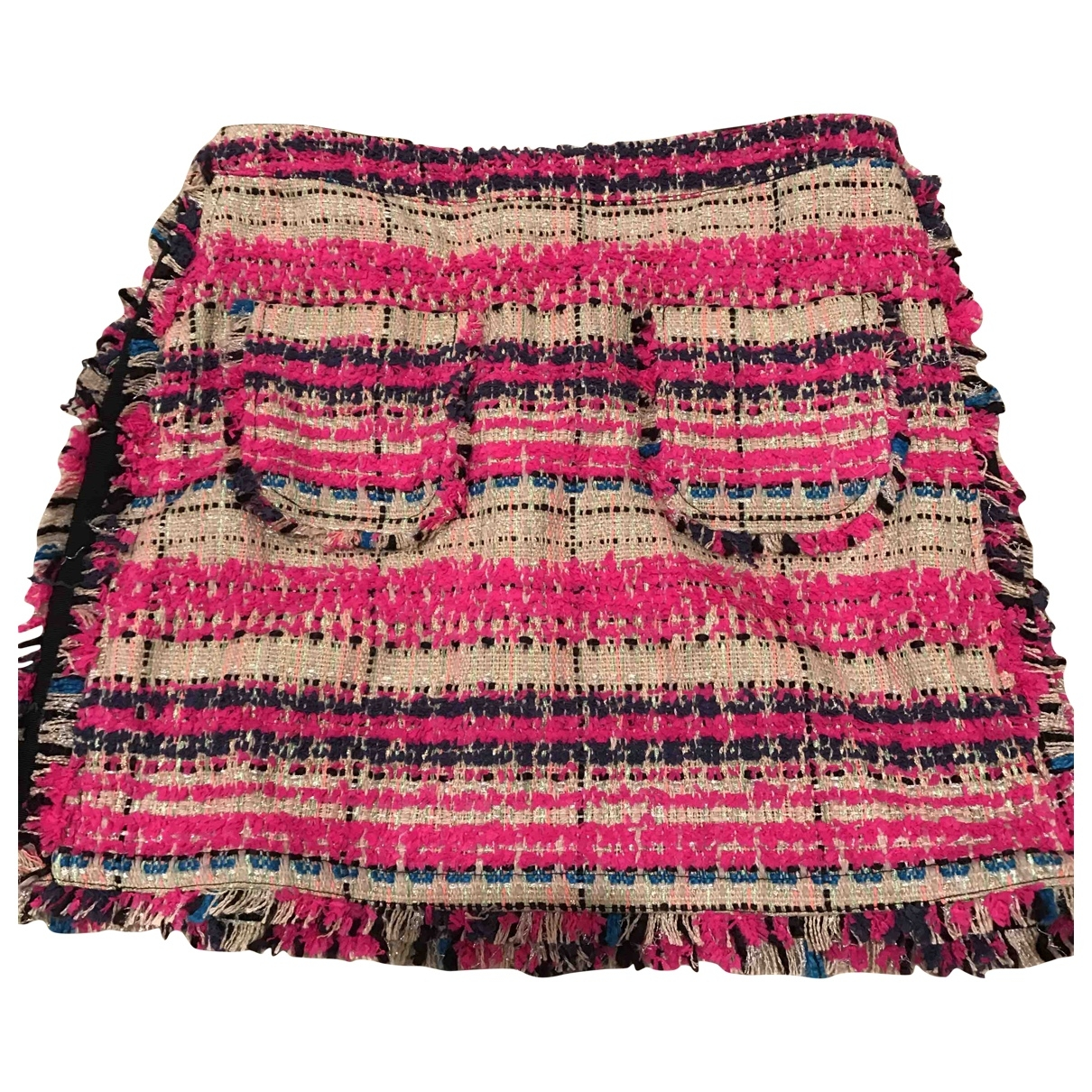 Mini falda Tweed Juicy Couture