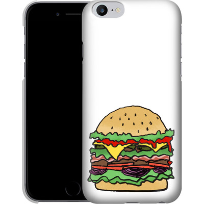 Apple iPhone 6 Plus Smartphone Huelle - Burger  von caseable Designs