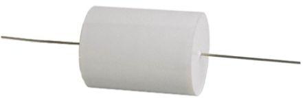 Cornell-Dubilier 1μF Polypropylene Capacitor PP 1kV dc ±10% Tolerance Through Hole 940C Series