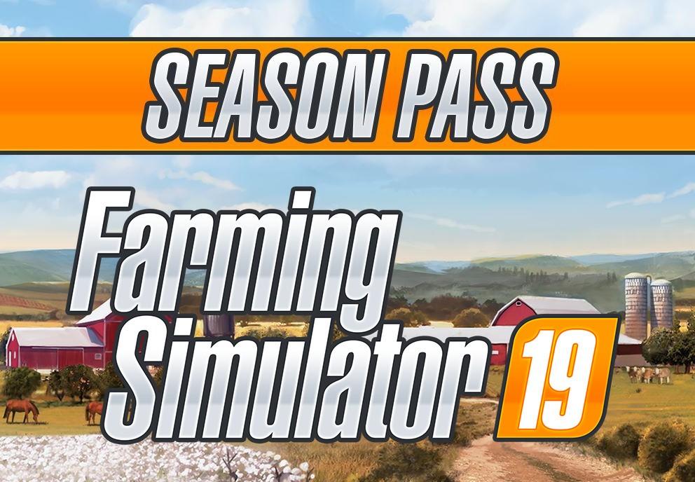 Farming Simulator 19 - Season Pass Steam Altergift