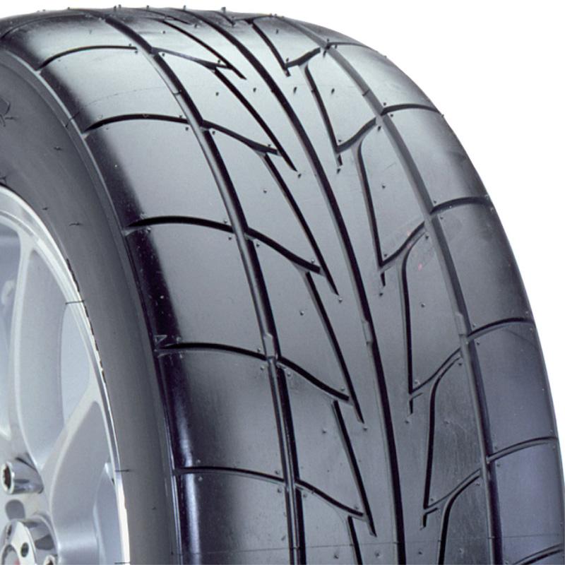 Nitto 180490 NT555R Drag Radial Tire P 275 /50 R15 101V SL BSW