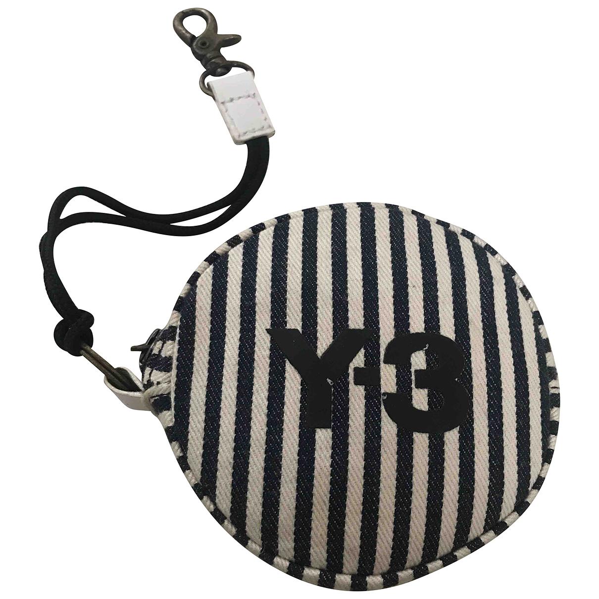 Y-3 - Portefeuille   pour femme en coton