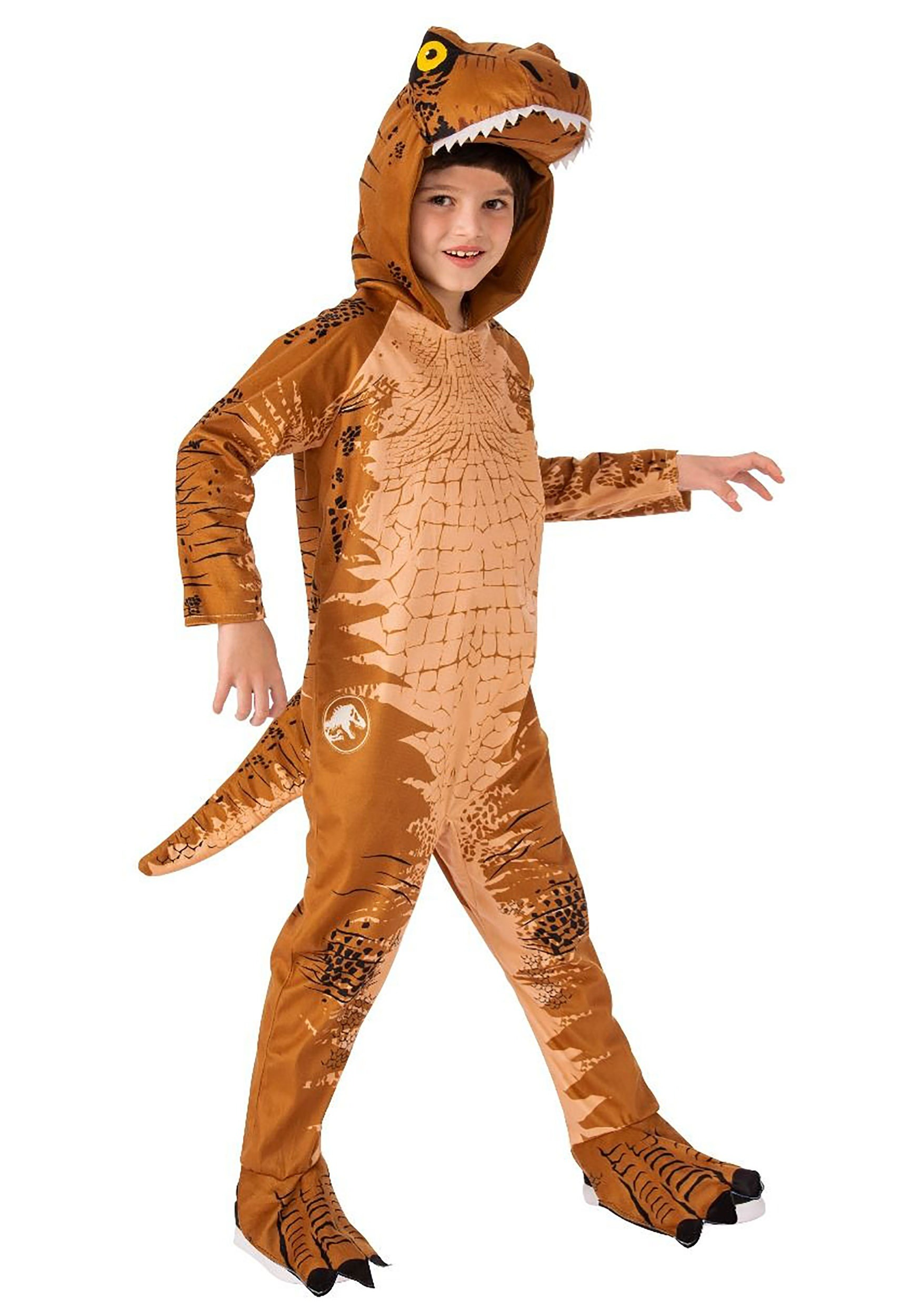 Jurassic World 2 T-Rex Child Costume