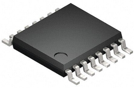 Toshiba 74VHC165FT Shift Register, Serial to Parallel, , Uni-Directional, 16-Pin TSSOP (2500)