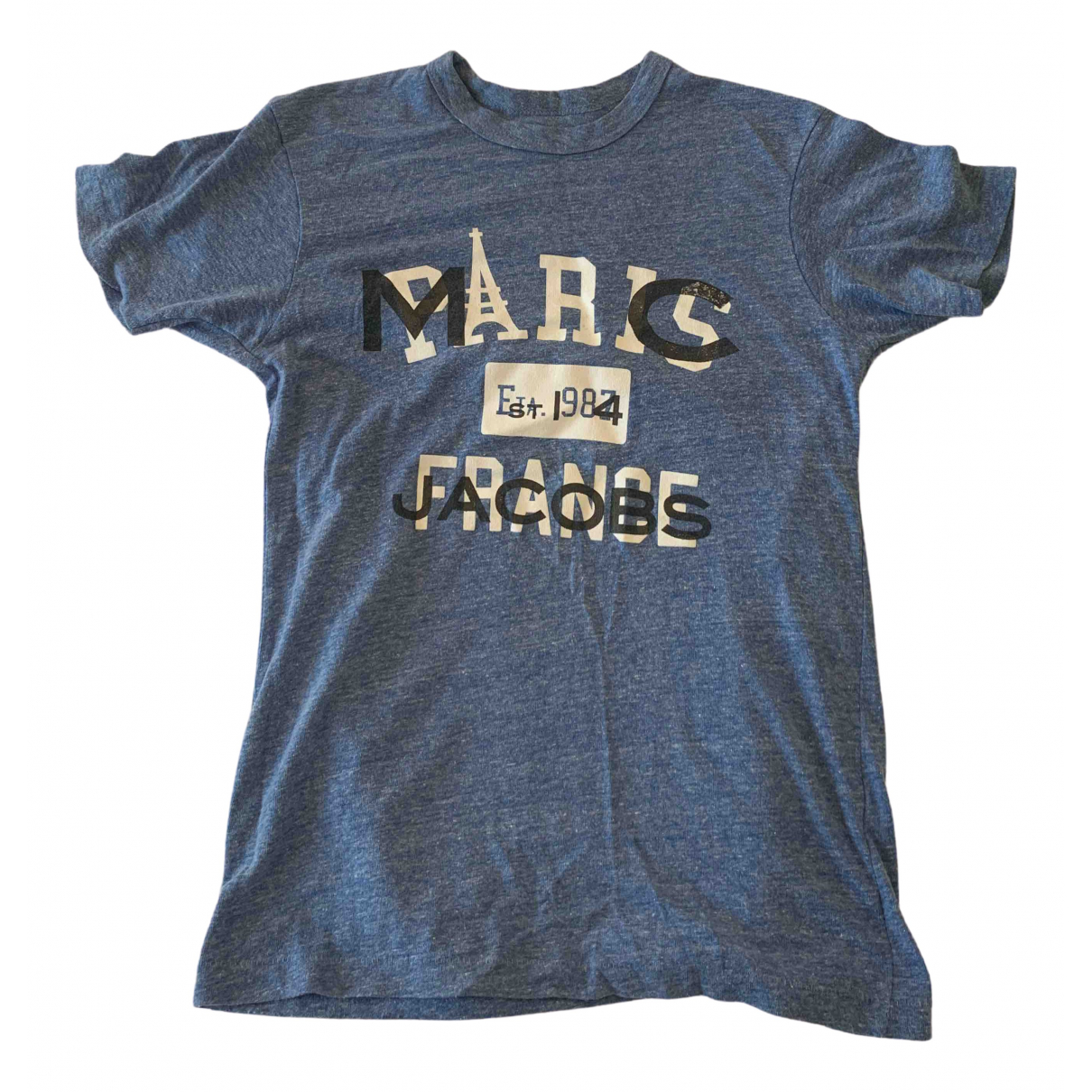 Marc Jacobs \N Blue Cotton  top for Women S International