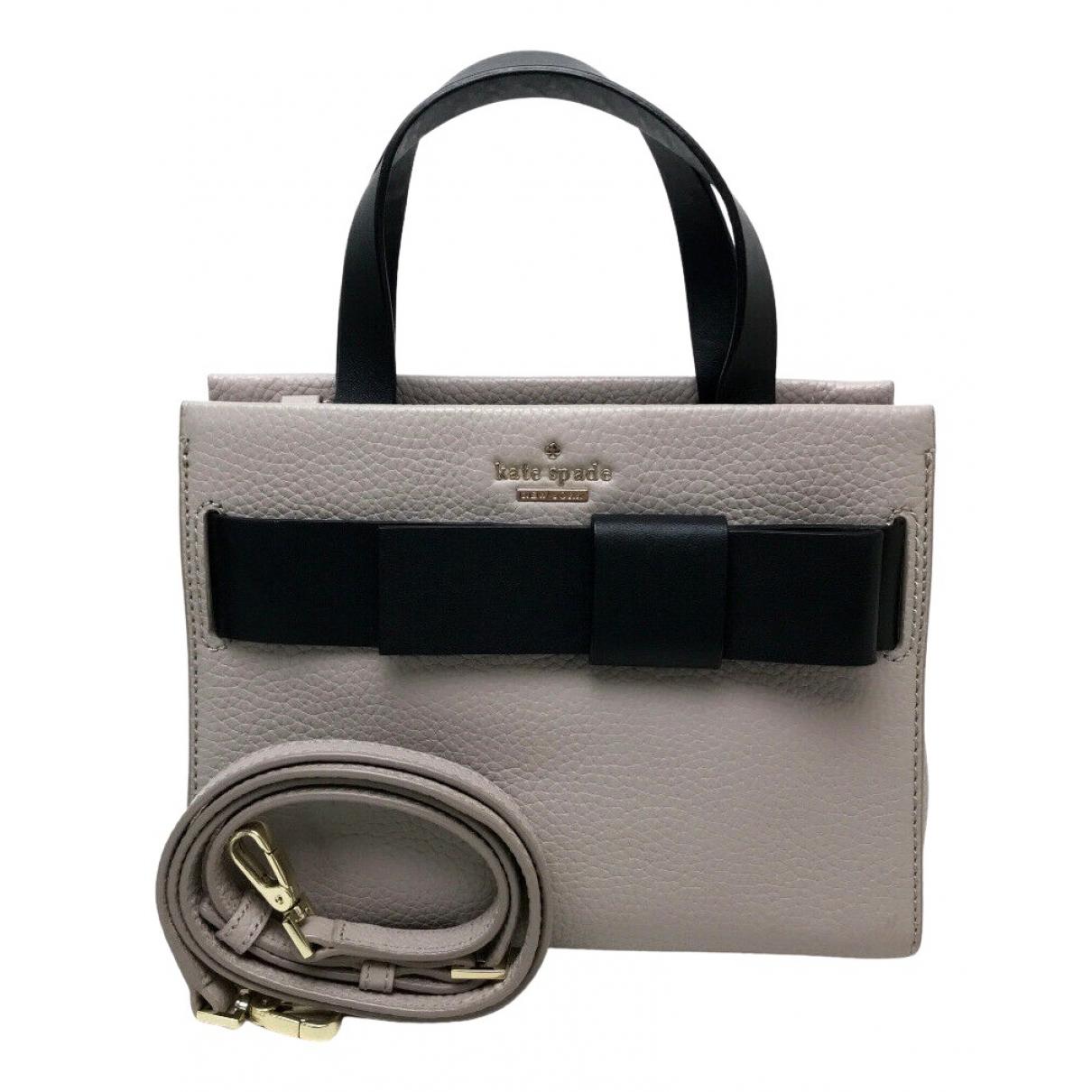 Kate Spade \N Handtasche in Leder