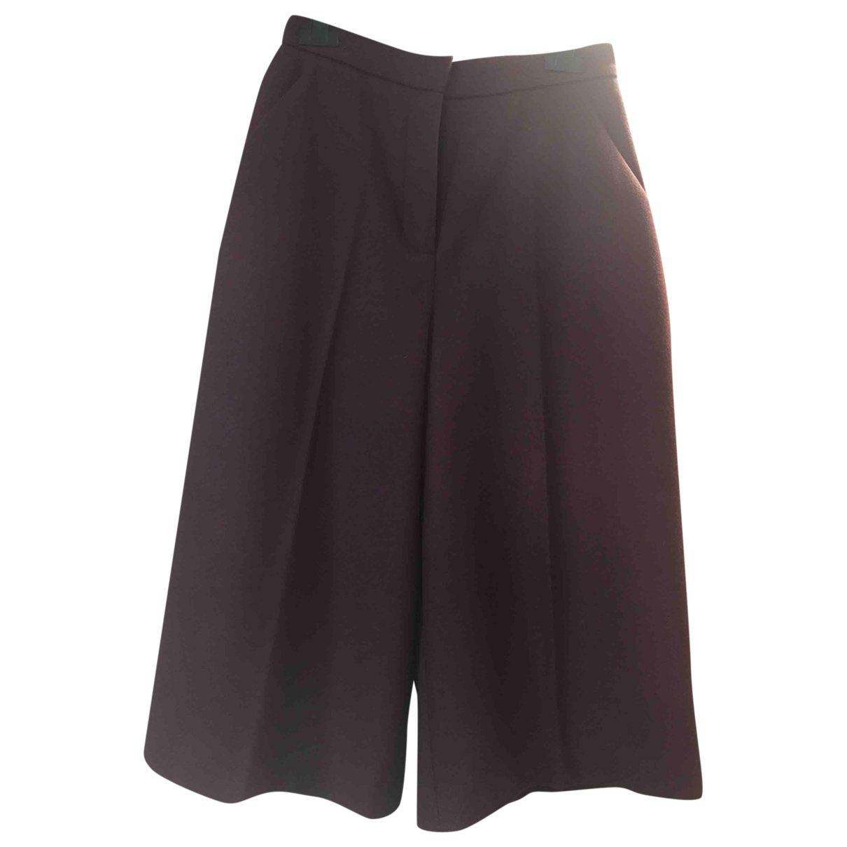 Pantalon largo de Lana Harmony