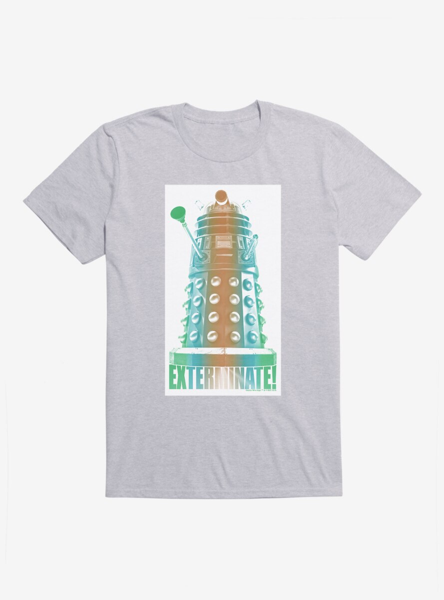 Doctor Who Dalek Ombre T-Shirt