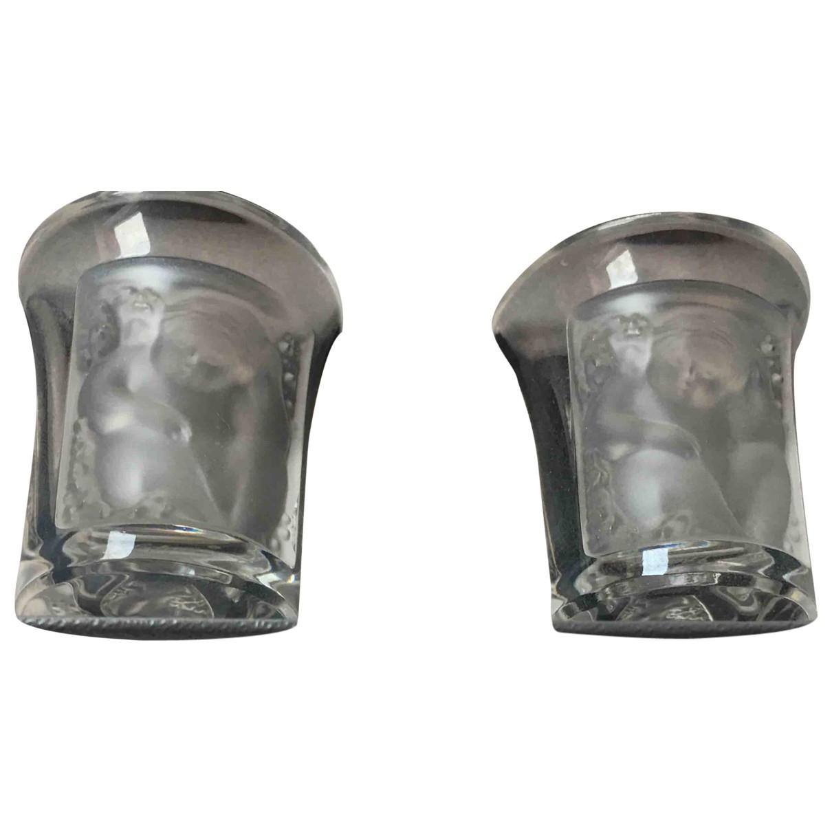 Vaso de Cristal Lalique