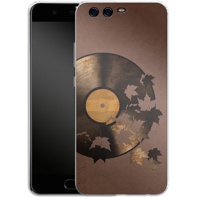 Huawei P10 Silikon Handyhuelle - Autumn Song von Terry Fan