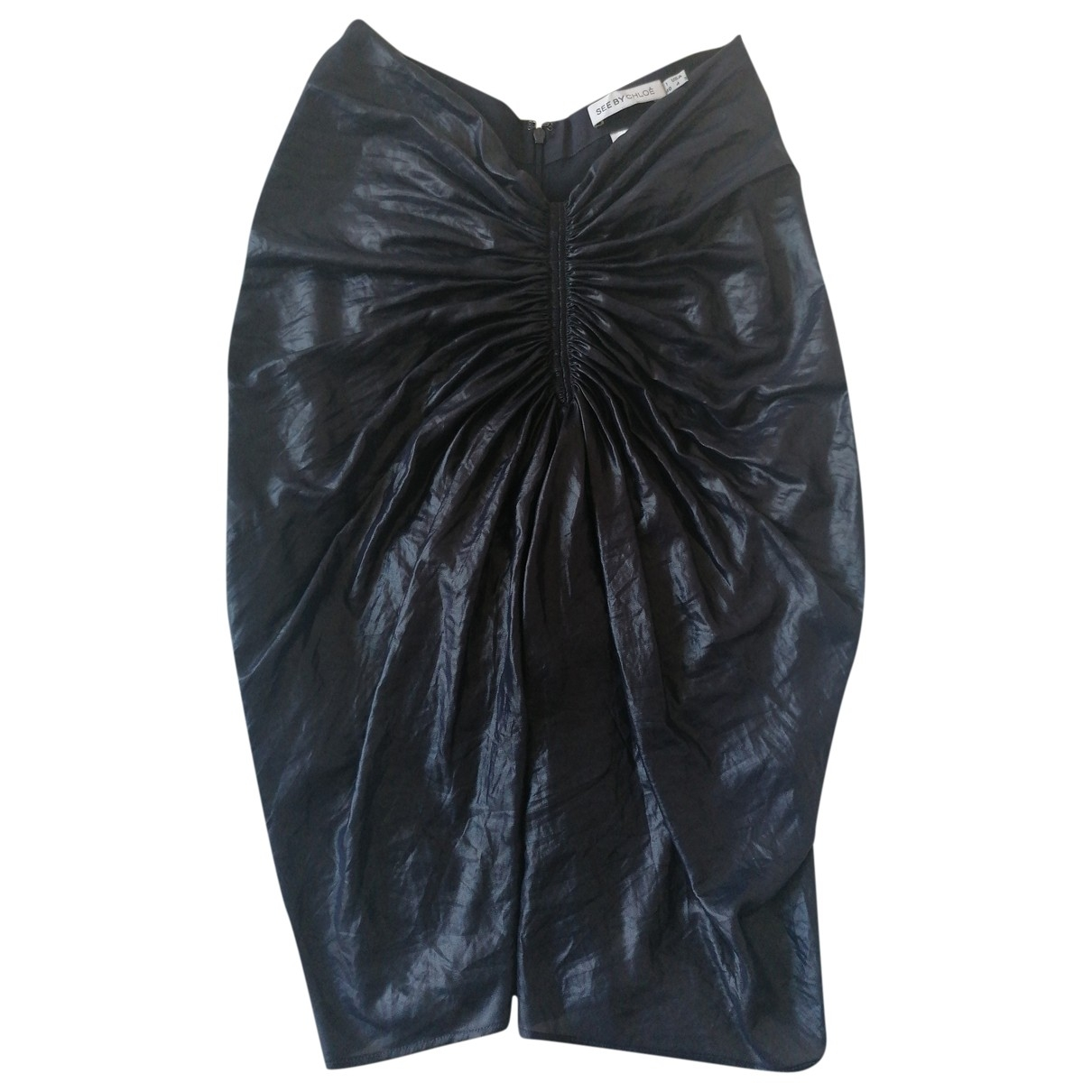 See By Chloé \N Blue skirt for Women 40 IT
