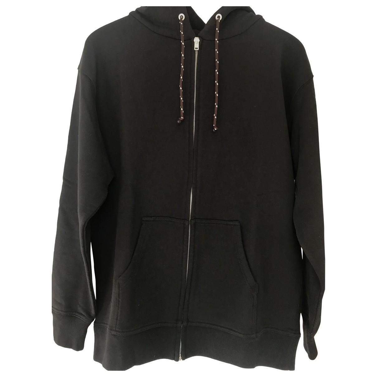Marni - Pull   pour femme en coton - noir