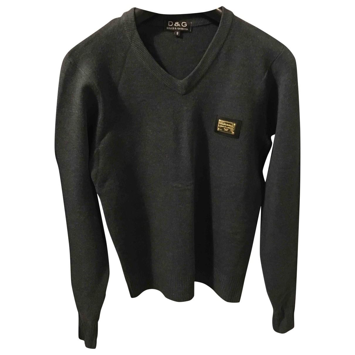 D&g \N Grey Cashmere Knitwear & Sweatshirts for Men S International