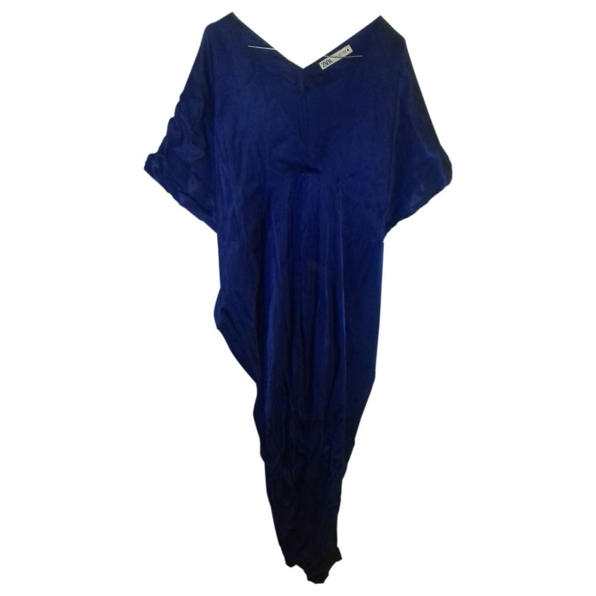Zara N Blue dress for Women M International