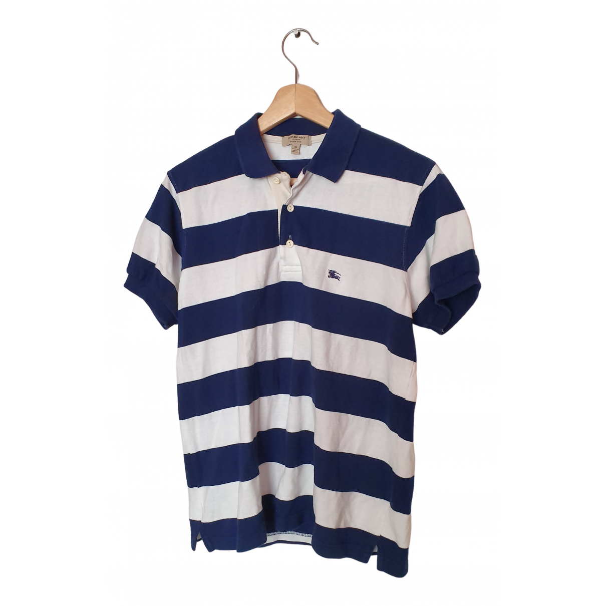 Burberry N Multicolour Cotton Polo shirts for Men M International
