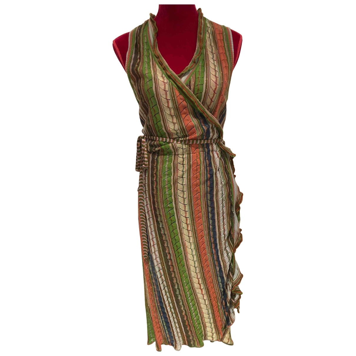 Missoni \N Kleid in Baumwolle