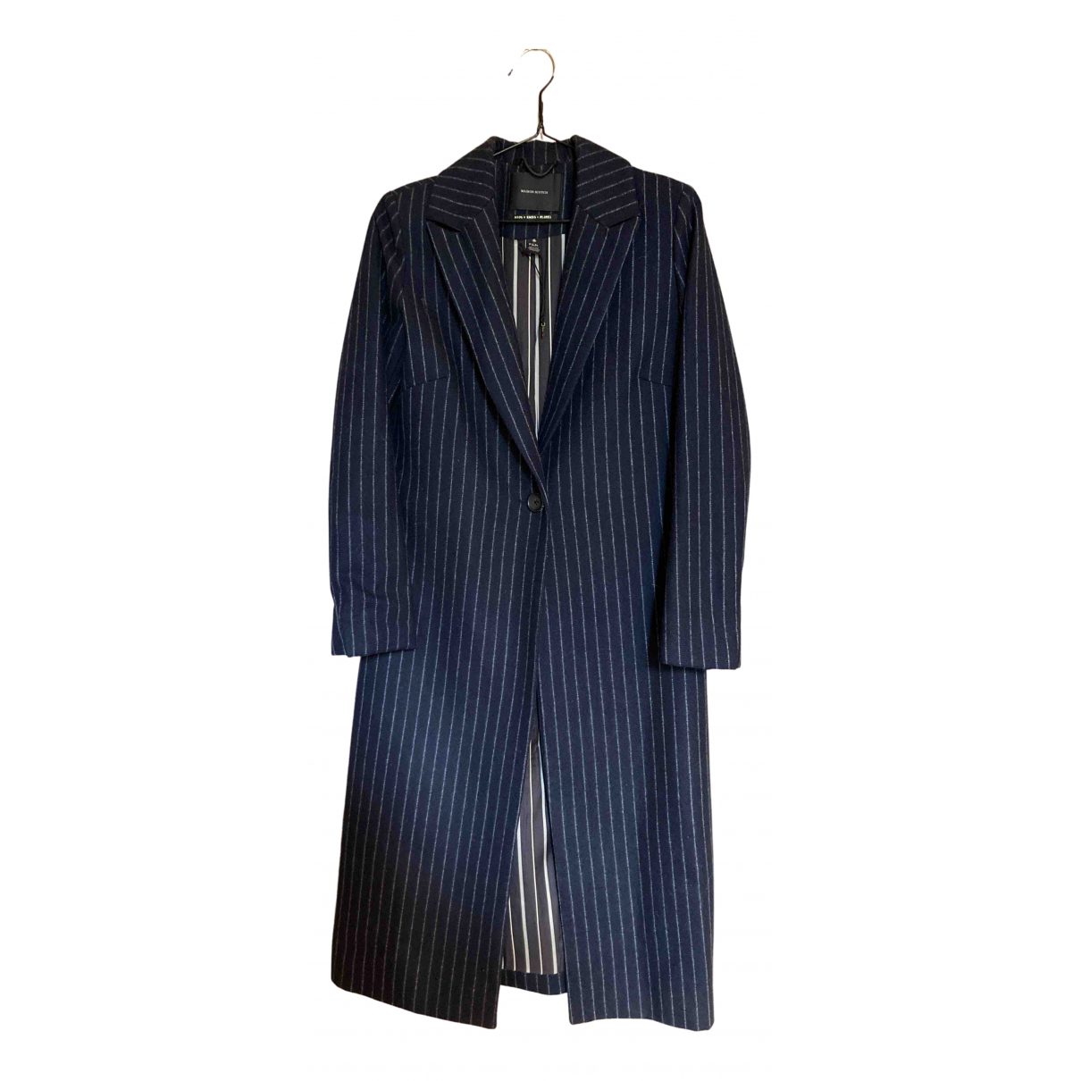 Scotch & Soda - Manteau   pour femme - bleu