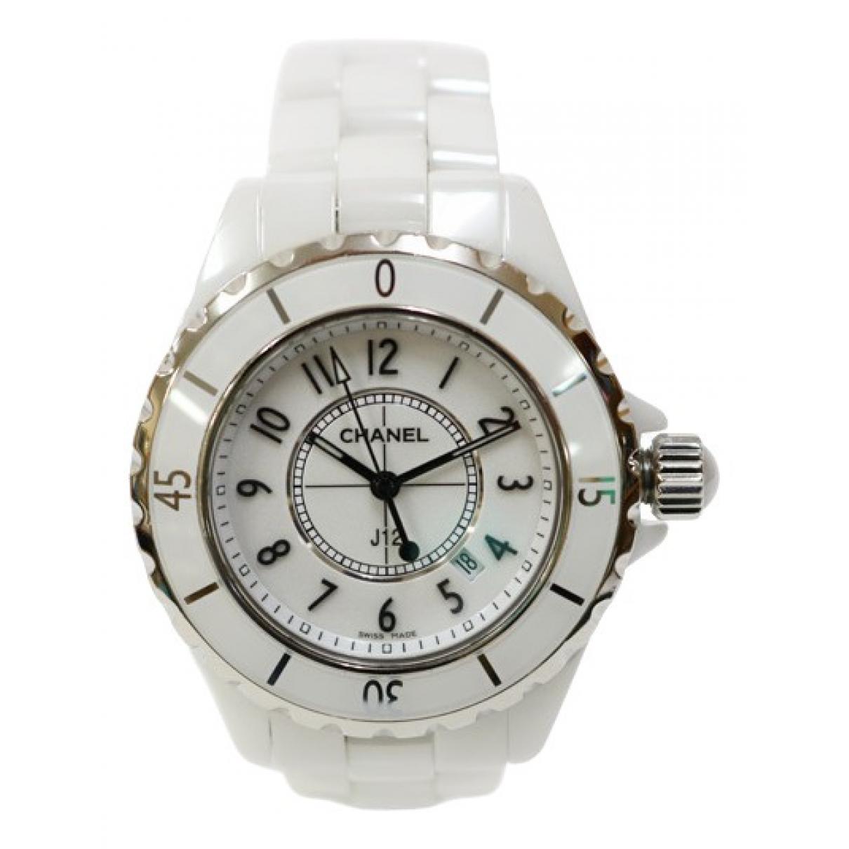 Relojes J12 Quartz de Ceramica Chanel
