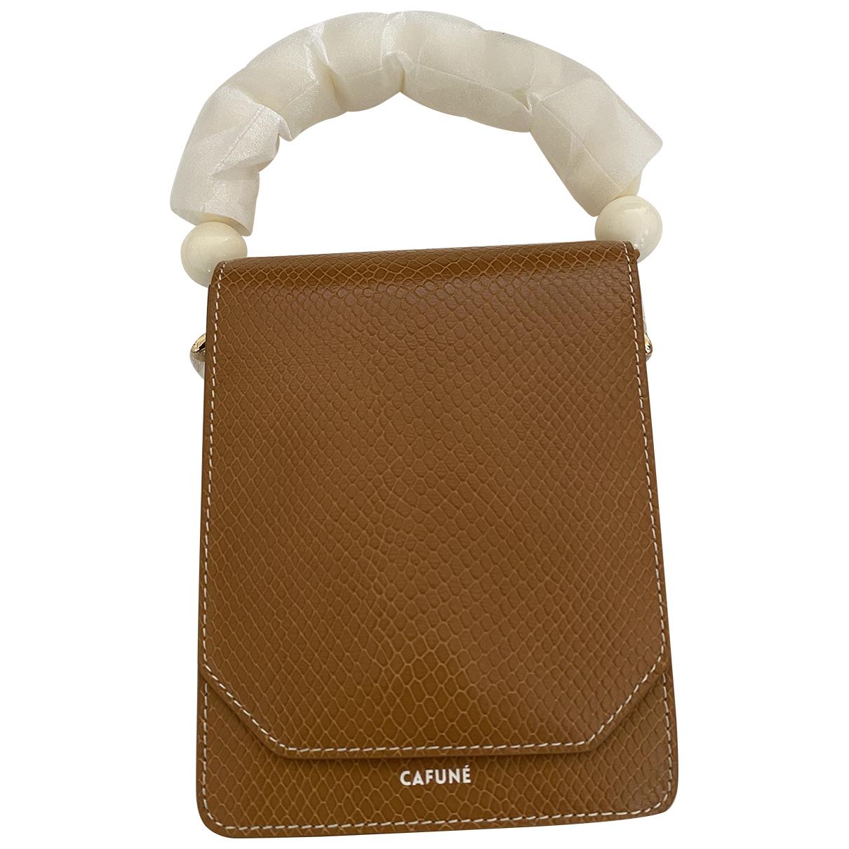Cafune - Pochette   pour femme en cuir