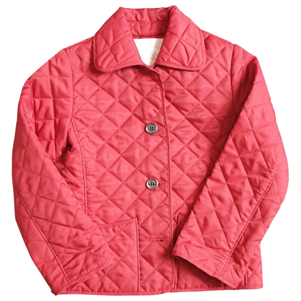 Burberry \N Red jacket & coat for Kids 5 years - up to 108cm FR