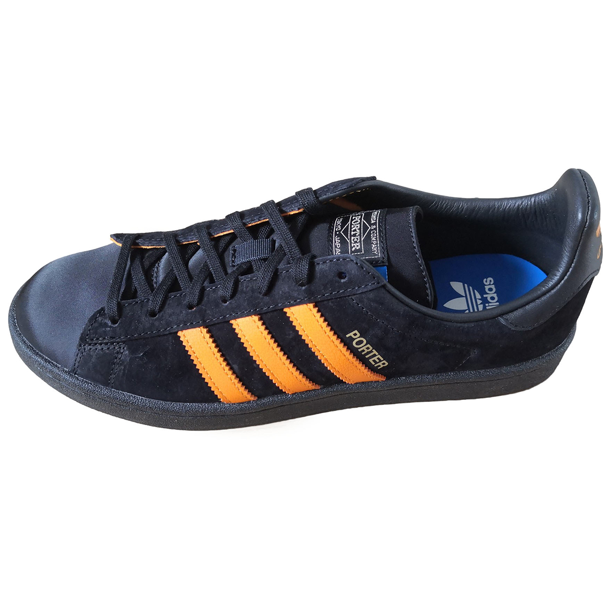 Adidas \N Black Leather Trainers for Men 8.5 UK