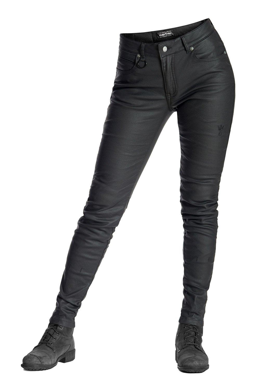 Pando Moto Lorica 01 Lady Skinny Fit Kevlar® Motorcycle Jeans 32/32