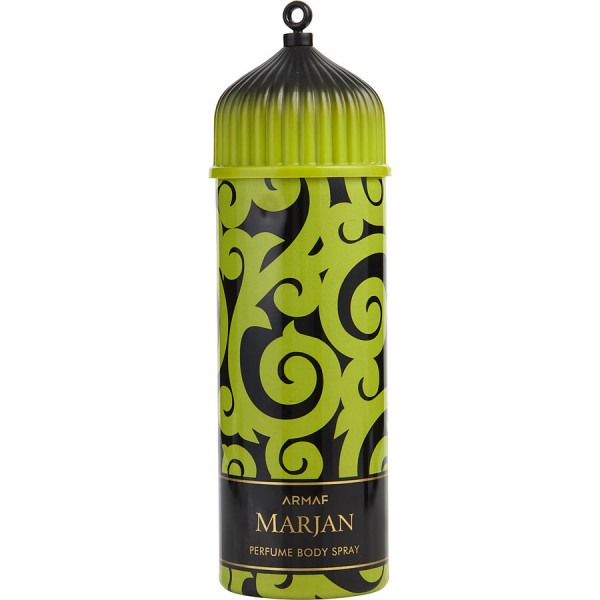 Marjan Green - Armaf Espray corporal 195 ml
