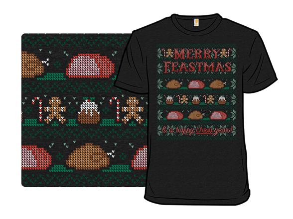 Merry Feastmas Sweater T Shirt