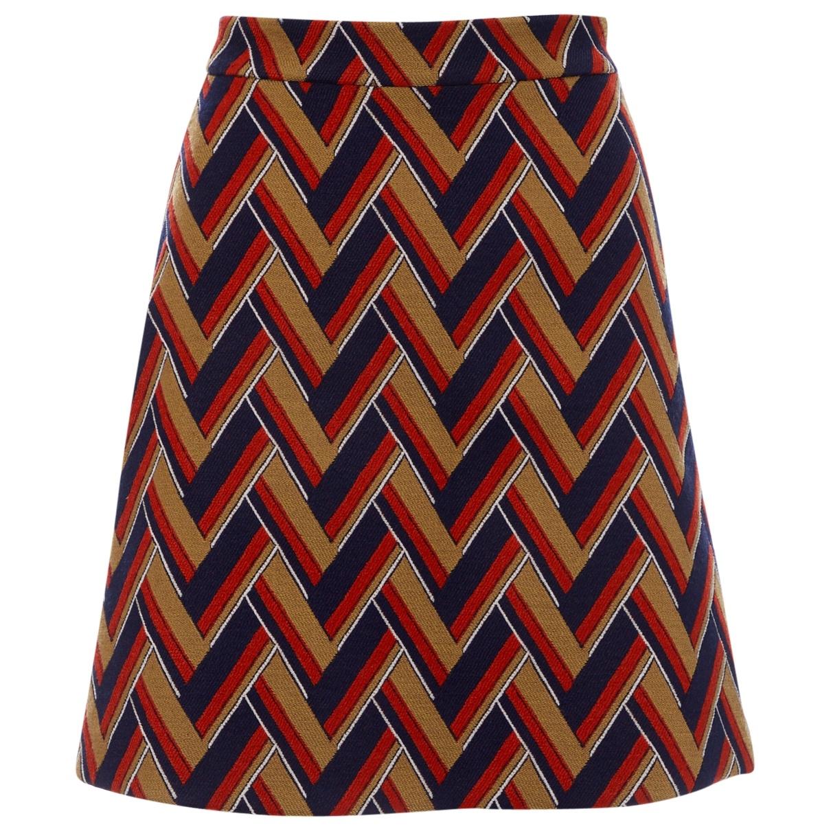 Gucci \N Multicolour skirt for Women 36 IT