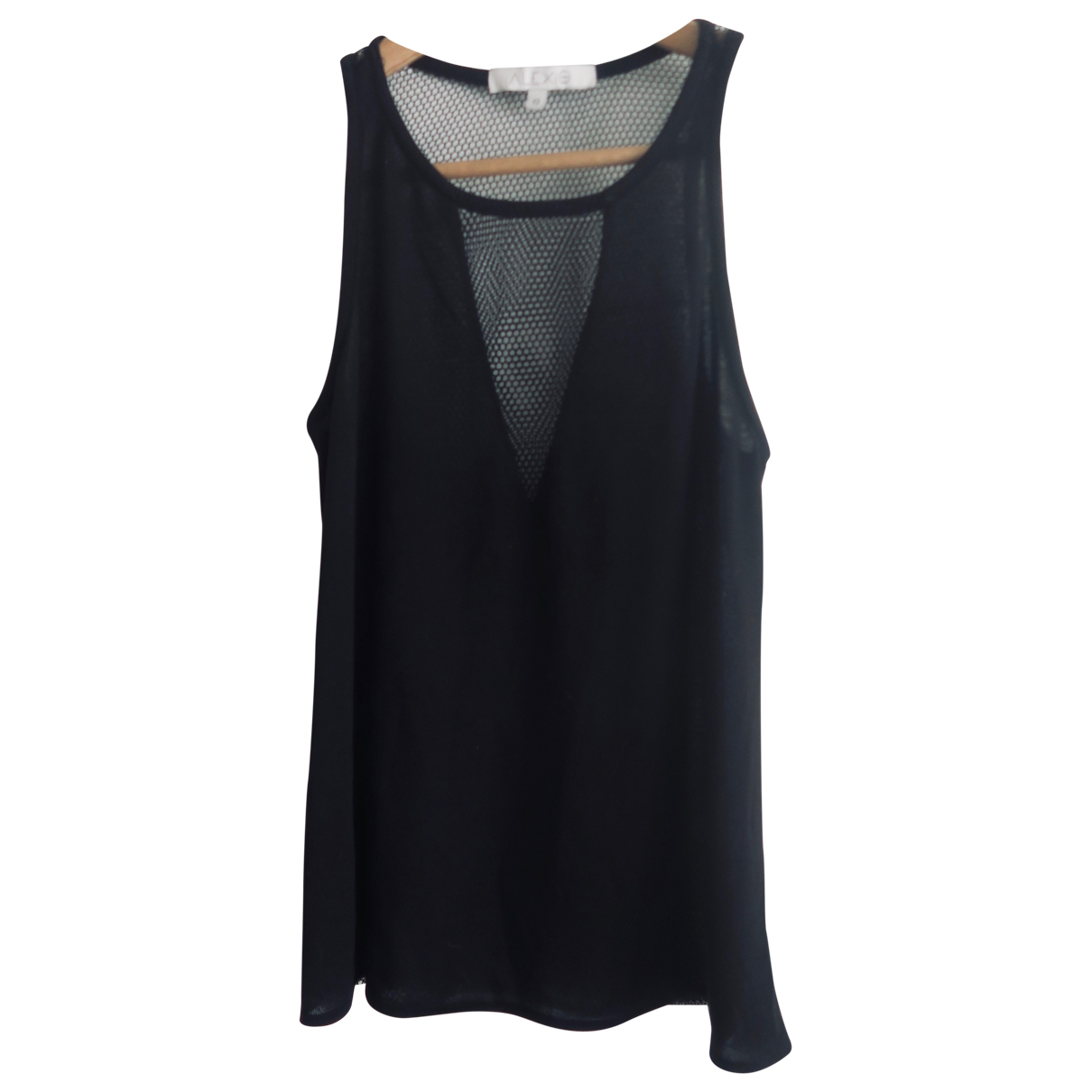 Alexis \N Black Cotton  top for Women 4 US