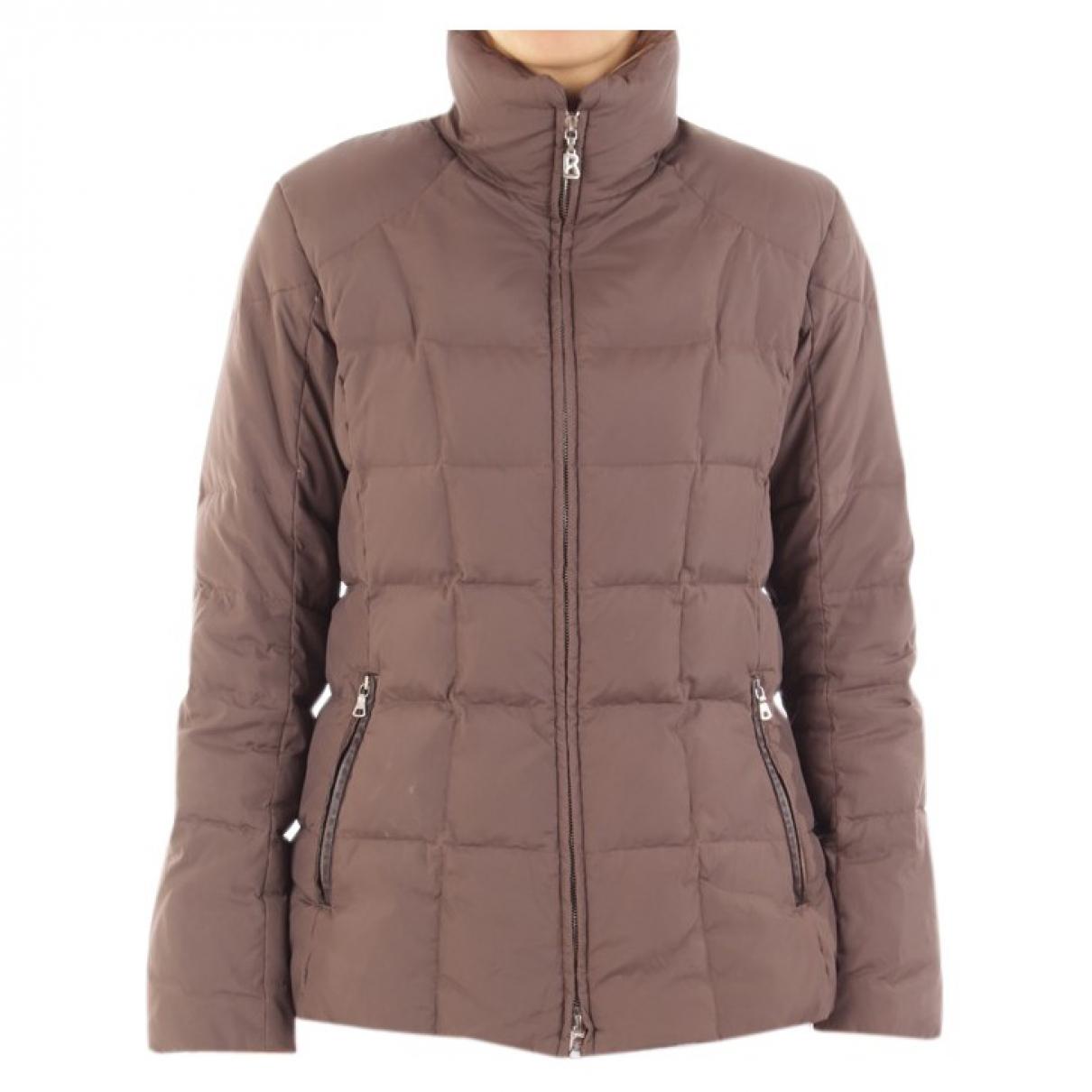 Bogner \N Brown jacket for Women 36 FR