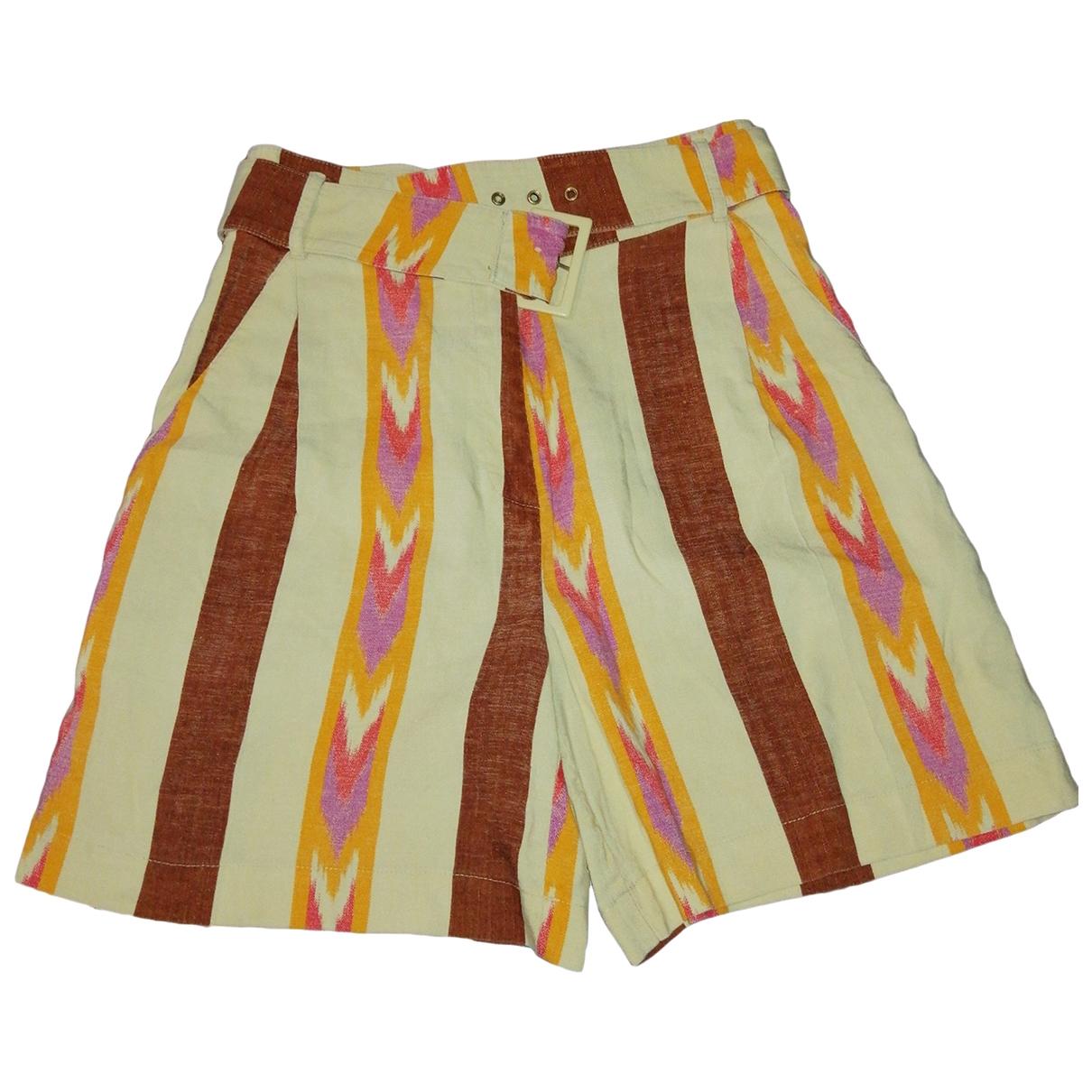 Byblos \N Shorts in  Bunt Viskose