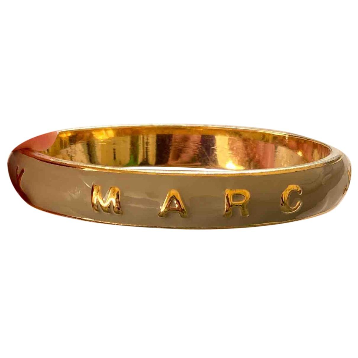 Marc Jacobs - Bracelet   pour femme en metal - gris