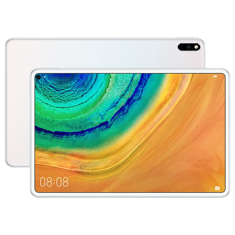Huawei MatePad Pro 4G Tablet PC Android 10.0 6GB 128GB White