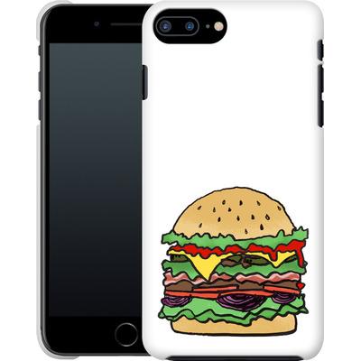 Apple iPhone 7 Plus Smartphone Huelle - Burger  von caseable Designs