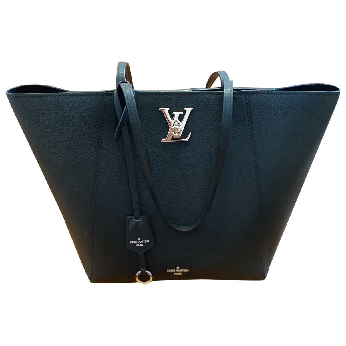 Cabas Lockme de Cuero Louis Vuitton