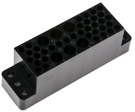 TE Connectivity , M Male Connector Housing, 42 Way, 5 Row
