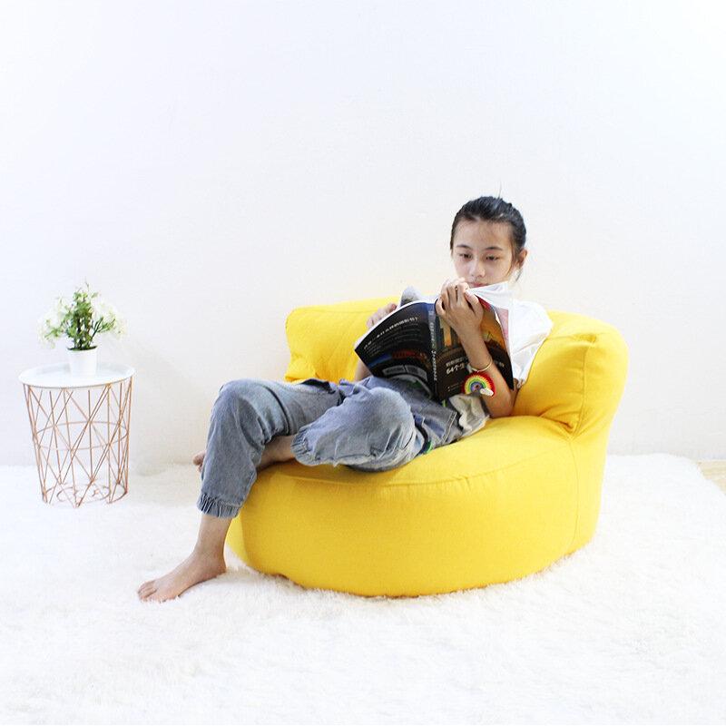 Lazy Sofa Bean Bag Tatami Leisure Single Creative Living Room Balcony Bedroom Lazy Chair
