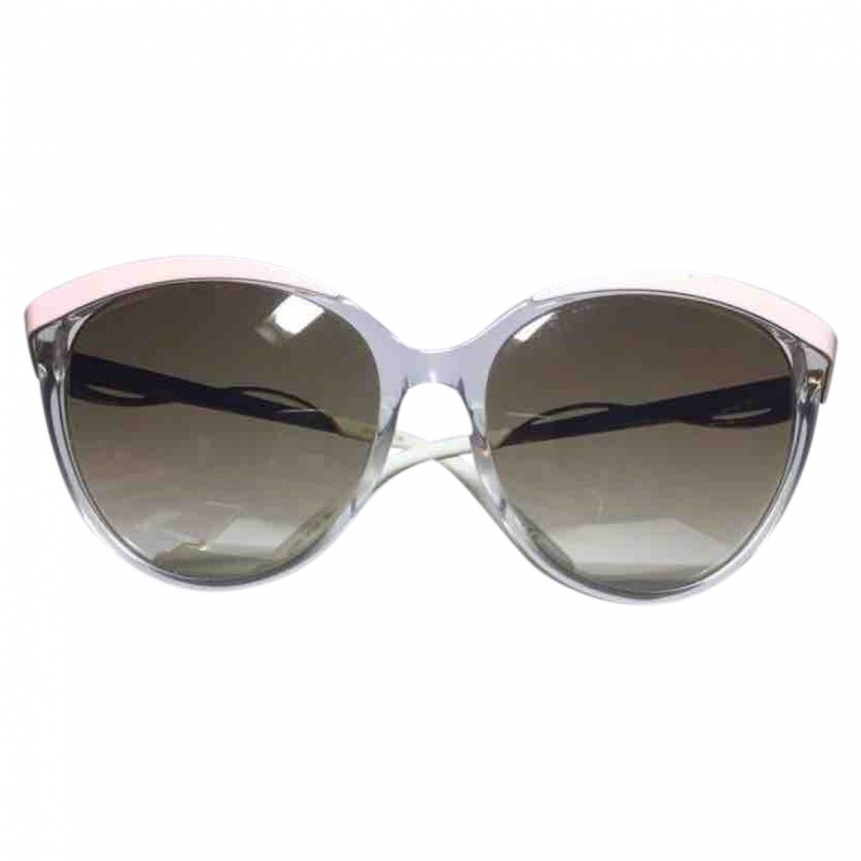 Dior \N Ecru Sunglasses for Women \N