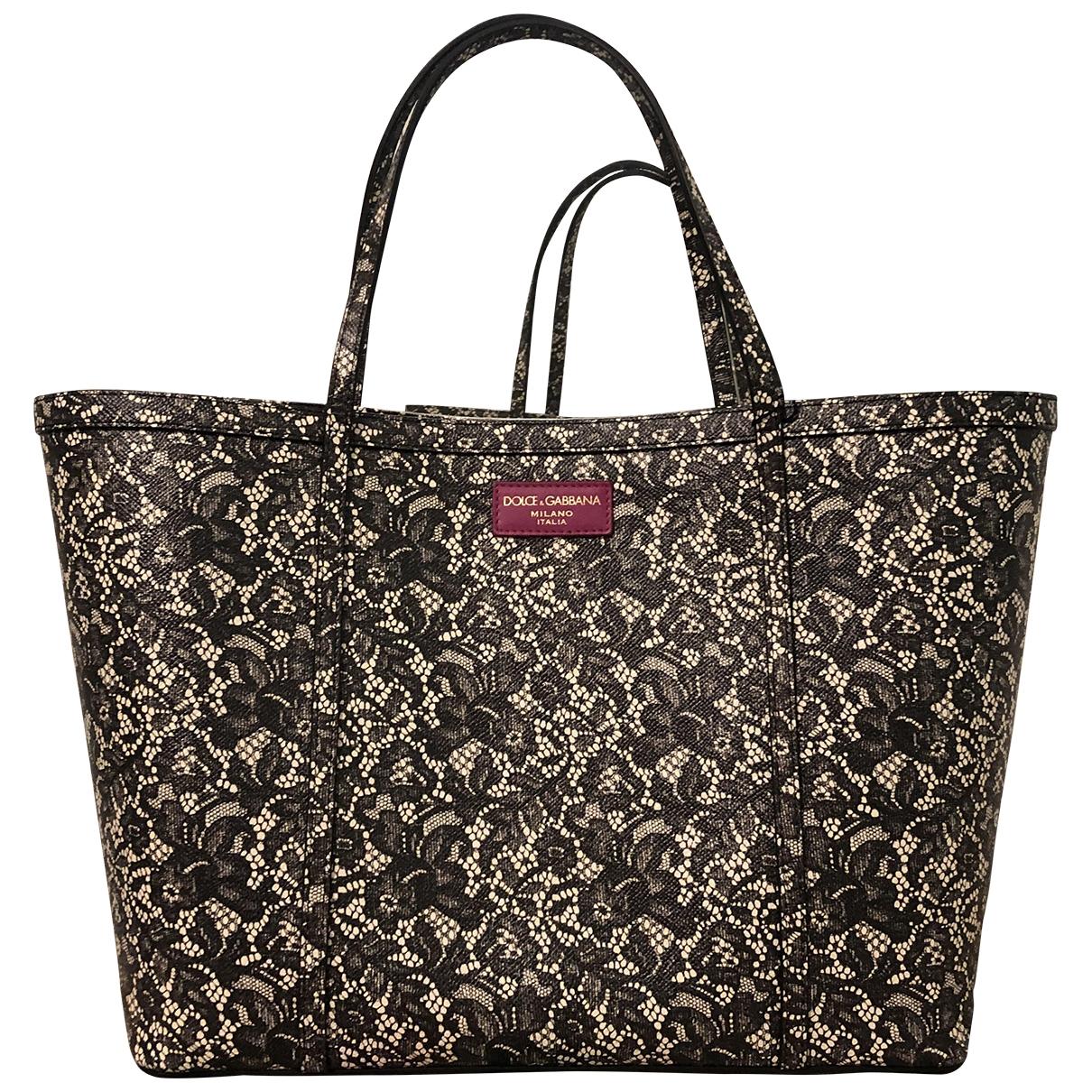 Dolce & Gabbana \N Leather handbag for Women \N