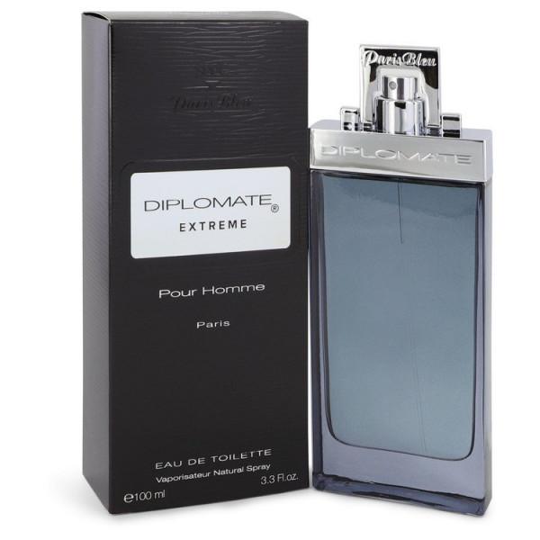 Diplomate Extreme Pour Homme - Paris Bleu Eau de toilette en espray 100 ML